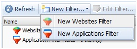 Application Filters 2