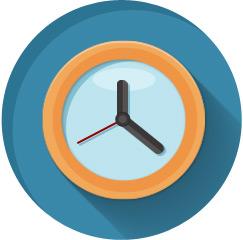 Web usage timer